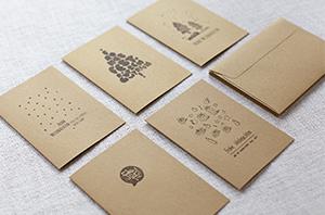 Spendenkarten mixed Set