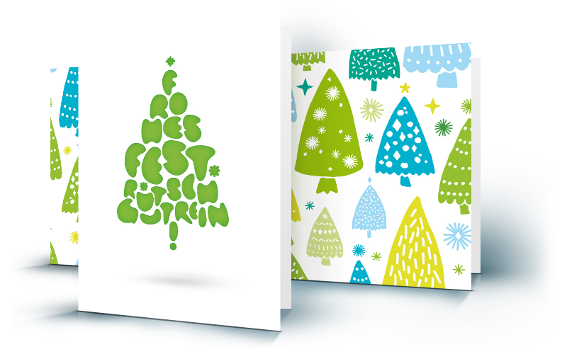 Weihnachtskarten gesch ftliche weihnachtskarte f r firmen for Weihnachtskarten personalisiert