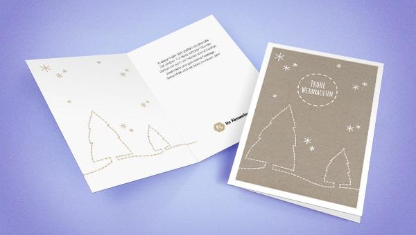 Textvorschläge für Weihnachtskarten und Mustertexte zu Weihnachten