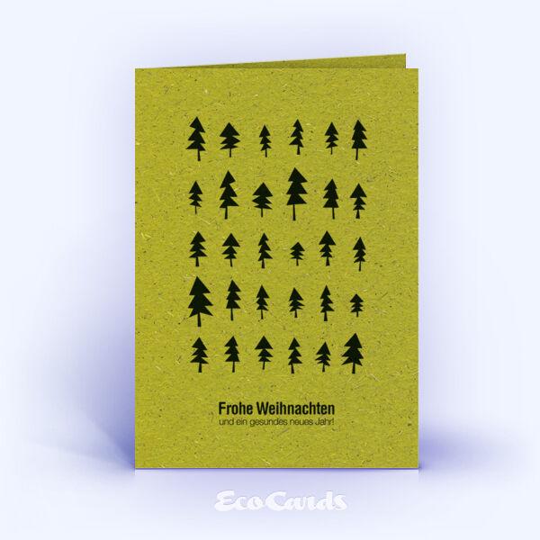 Kreative Weihnachtskarten.Weihnachtskarten Nr 1609