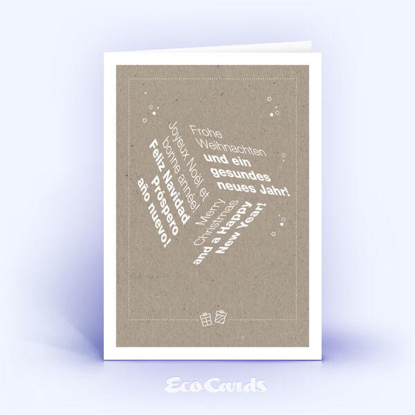 Weihnachtskarten Exklusiv.Weihnachtskarten Nr 1659