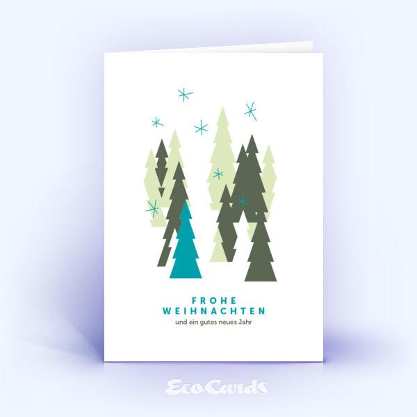 Weihnachtskarten Exklusiv.Weihnachtskarten Nr 817