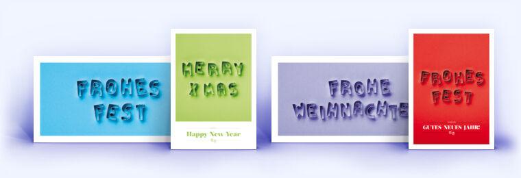 weihnachtskarten mit keksformen und ausstechformen f r. Black Bedroom Furniture Sets. Home Design Ideas